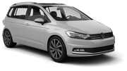 Rent Volkswagen Touran