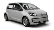 TOP RENT  de Aluguer de carros Mini Riga - Port - Volkswagen Up
