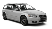 Rent Volvo V50 Estate